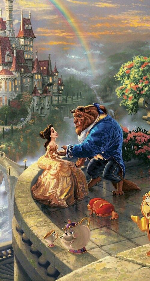 background-beautiful-beauty-and-the-beast-disney-favim-com-4901362